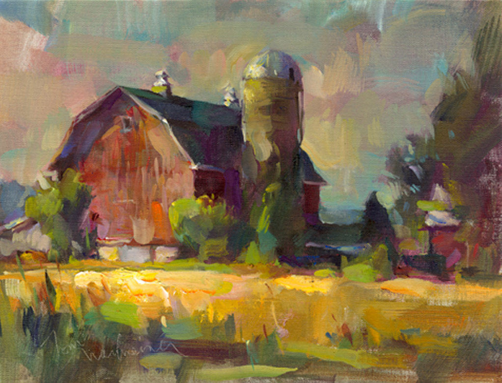 1000 ideas about barn paintings on pinterest watercolor for Best mural paint