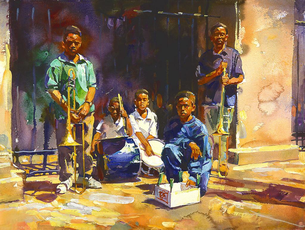 Boy Jazz Band