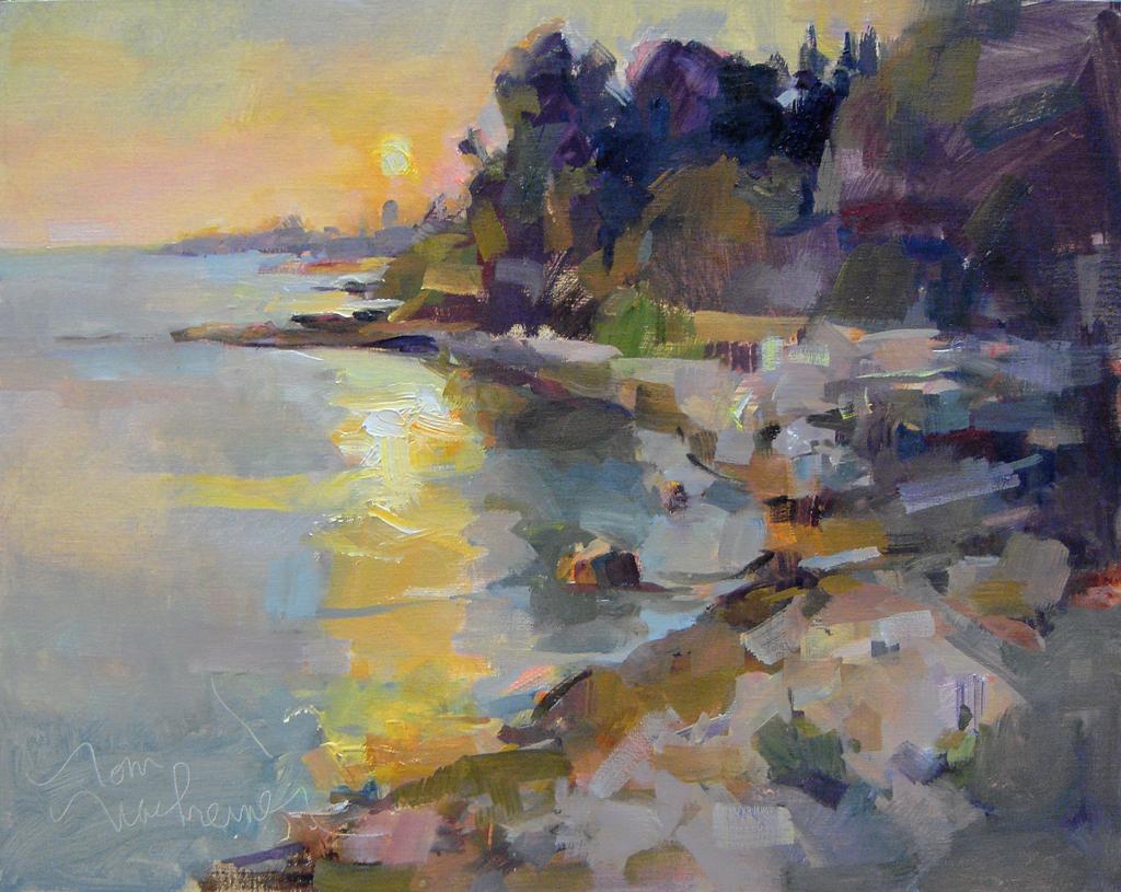 Sunrise Shoreline