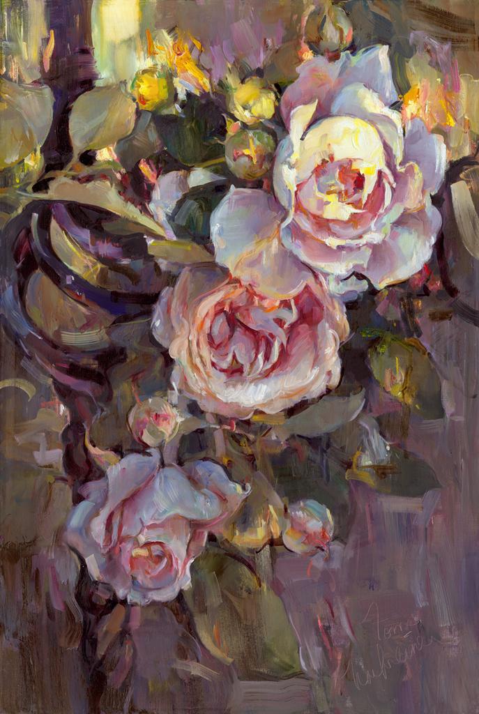 Black Iron & Roses