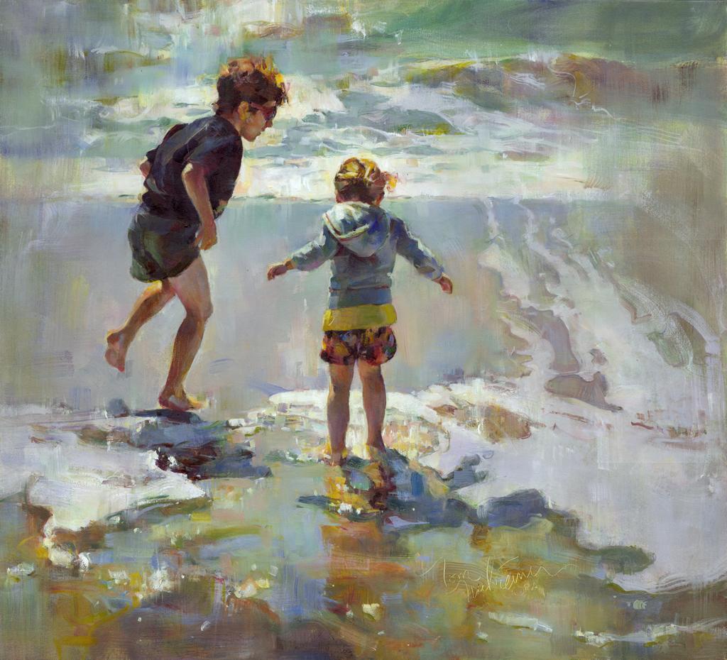 Surf Siblings