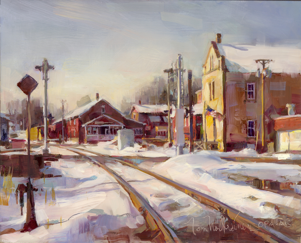 Small Town Tracks