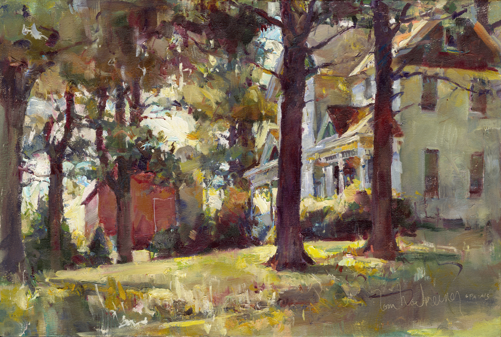 Sunny Farm Yard