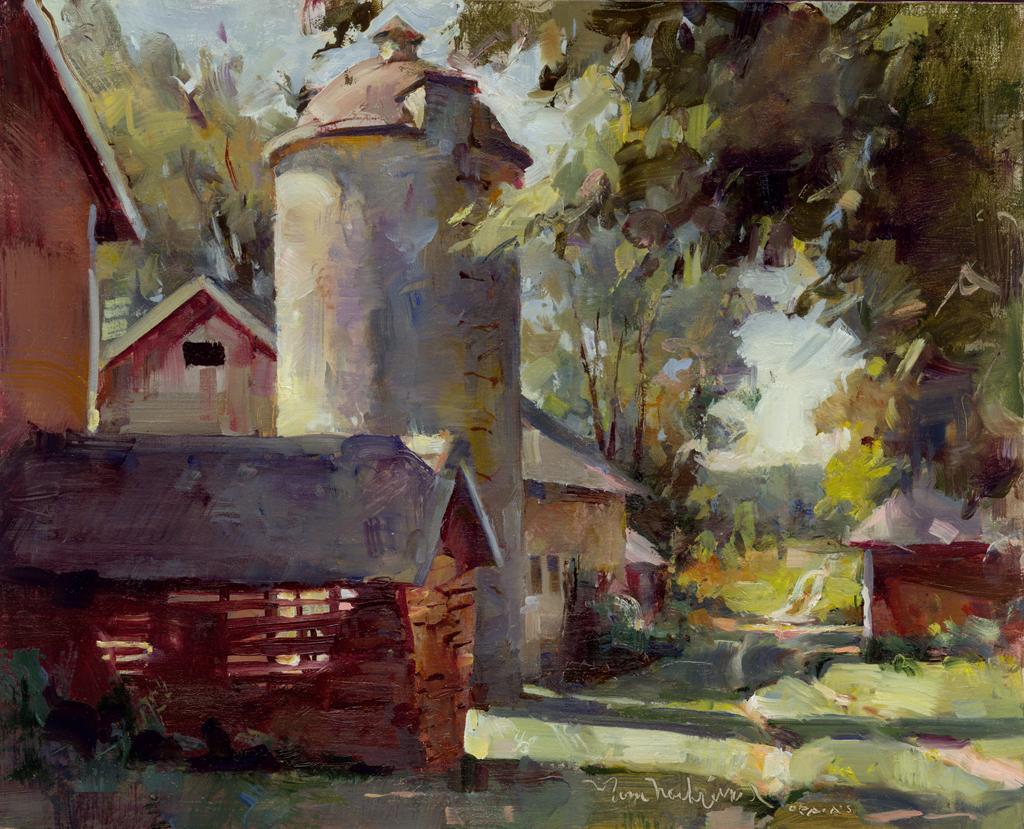 Farm Shadows
