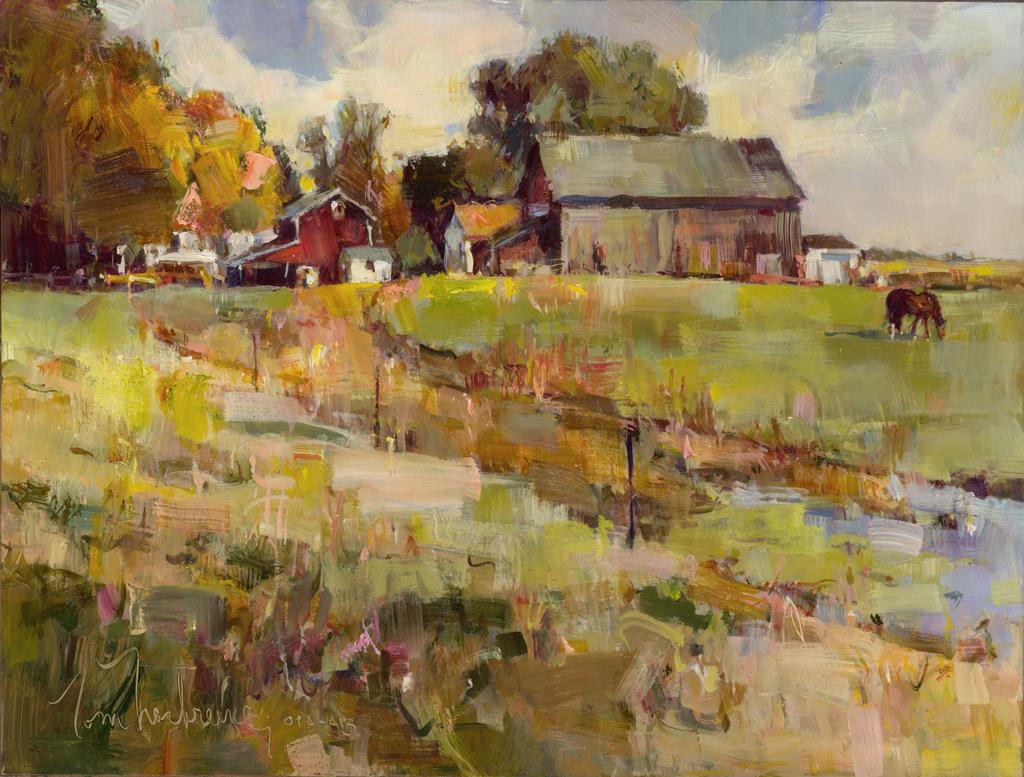 Colorful Pasture
