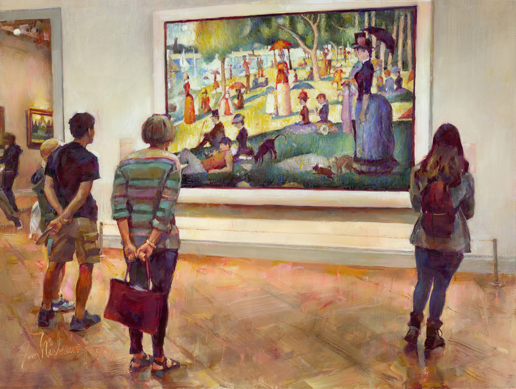 Recent National Award Winning Paintings